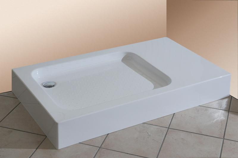 Piatto doccia con piano 122x72 pictures - Piatto doccia 70x85 ...