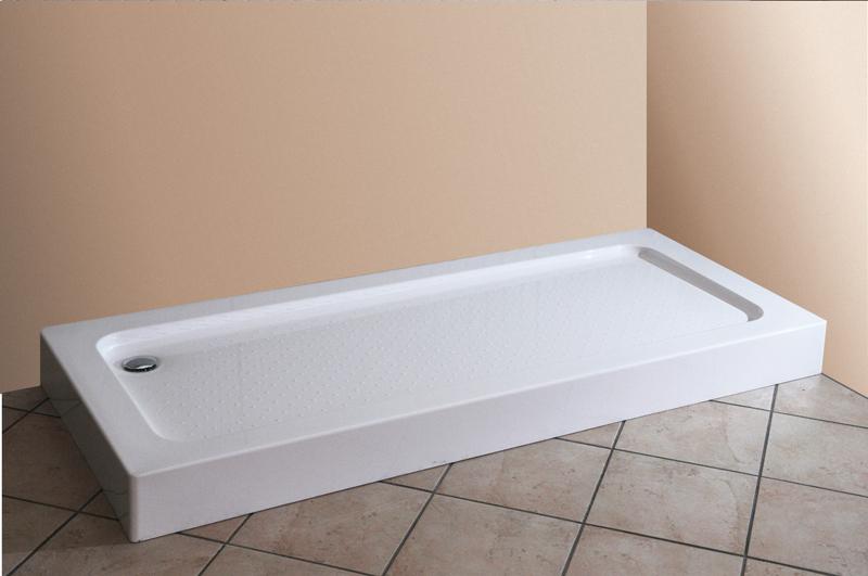 Il bagno a norma cose di casa con piatto doccia dimensioni minime