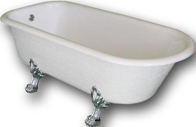 Spazio vasca - Vasca da bagno piedini ...