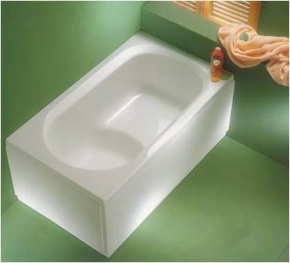 Spazio vasca - Misure vasche da bagno piccole ...